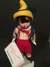 """8""""Pinocchio Doll  by Madame Alexander -Storyland Collection"""