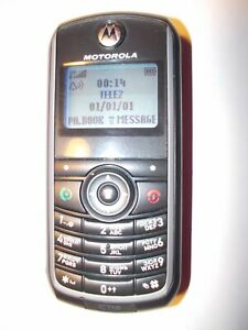 Motorola C118 Osmocom OsmocomBB with resoldered RX filters.