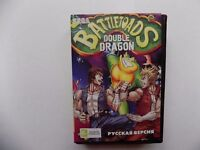 Battletoads Double Dragon Sega Genesis Mega Drive.+