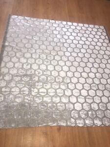 Designers Guild 'Manipur-Oyster' velvet fabric 144x143cm