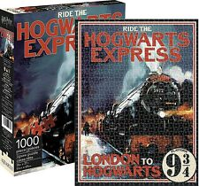 Harry potter poudlard express 1000 piece jigsaw puzzle 690mm x 510mm (nm)