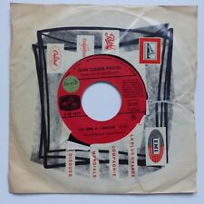 Jean Claude pascal will say a l love/your eyes cat... 7gf 1017 juke box rrr