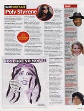 Poly Styrene X-Ray Spex a retrospective Interview