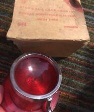 1961 Pontiac Bonneville NOS Tail Lamp Lens Right Hand, 5952076