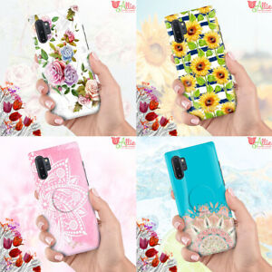 Samsung Galaxy Note 10 Plus 9 S7 S9 Girls Love Cute Protective Phone Case Cover
