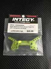 Integy Alloy Front Shock Tower For Hpi Spring 2 1/10 On Road Touring Car