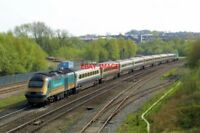 PHOTO  CLASS 43 HST 43053 AT CLAY CROSS JUNCTION ON 24/04/04