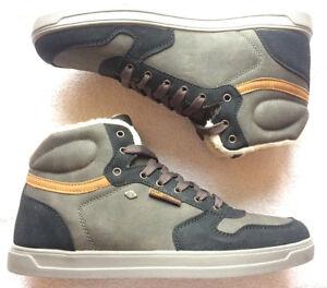 "British Knights BK ""Ranger"" high winter style fashon lit 43 shoes dk grey / fur"