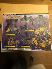 Transformers TFCC Exclusive Timelines Piranacon MIB