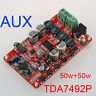 TDA7492P 50W*2 Wireless Bluetooth 4.0 Audio Receiver Digital Amplifier Board AUX
