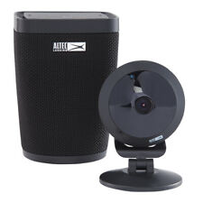 Altec Lansing Voice Activated Security System - Google Assistant-Full HD Camera