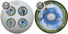 Golf Sports Solomon Islands MNH stamp set