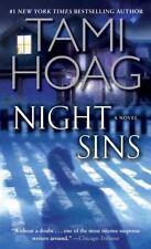 Deer Lake: Night Sins 1 by Tami Hoag (1995, Paperback)