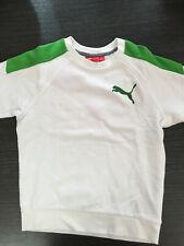 Abbigliamento bianchi PUMA per bambini dai 2 ai 16 anni