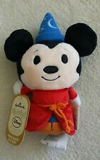 D23 2013 Disney EXPO Hallmark EXCLUSIVE ITTY BITTY PLUSH SORCERER MICKEY MOUSE