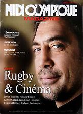 Mag RUGBY 2012: JAVIER BARDEM_NICOLE GARCIA_CHARLES BERLING