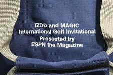 IZOD and MAGIC International Golf Invitational by ESPN The Magazine Gym Bag