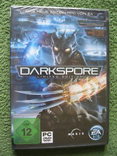 PC DVD Rom Spiel DarkSpore - Limited Edition (PC, 2011) Neu OVP Action-RPG