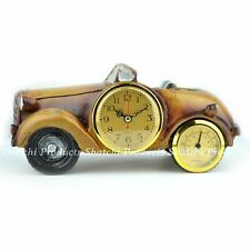 Christmas GIfts Resin Car Clock Home Decorations Handmade Craft Birthday Present