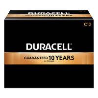 Duracell CopperTop Alkaline Batteries with Duralock Power Preserve Technology C