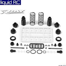 Xray 368100 front shock absorbers complete set 2
