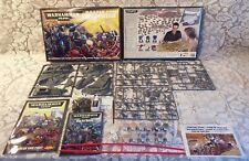 Warhammer 40K Battle for Macragge Near Complete Starter Set Box RARE Miniatures