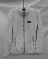 Patagonia Womens Los Gatos Fleece Jacket 25211 Birch White Size Medium