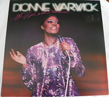 Dionne Warwick - Hot Live and Otherwise - Arista A2L 8605
