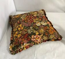 Vintage Pretty Liberty of London Floral Cottage Collage Garden Pattern Cushion