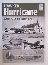 Hawker Hurricane and Sea Hurricane - Flight Craft 3 - Lots of Color Profiles