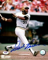 Dave Parker autographed signed 8x10 photo MLB Pittsburgh Pirates PSA COA