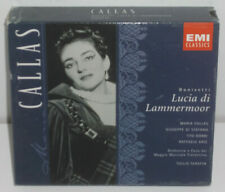724356643826 Donizetti Lucia Di Lammermoor Maria Callas Tullio Serafin 2CD