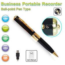 Mini Spy Pen HD 640 X 480 Hidden Video Camera Audio Camcorder DVR Recorder New
