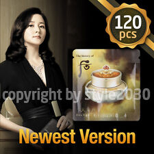 [The history of Whoo] Cheongidan Hwa hyun Cream 1ml x 120pcs (120ml) Anti-Aging