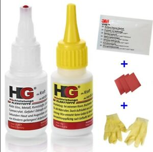 Super Strong Welding Glue – HG Adhesives Craft Bond Shoes Jewellery q + Extras