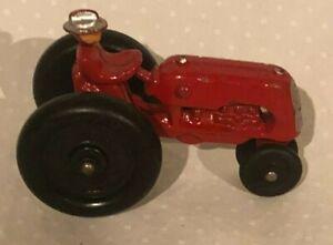 Arcade Farm Tractor Vintage Hubley Toy