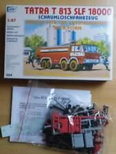 Feuerwehr - Tatra T-813 SLF 18000 Schaumlöschfahrzeug   -  1:87 SDV-Models