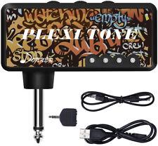 Donner Heavy Rock Pocket Mini Guitar Headphone Amp Amplifier Classic Brand New