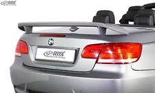 BMW 3-series E92 M3  E93 M3 Rear Wing Boot Spoiler Sport