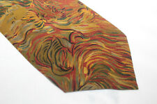 PIERRE BALMAIN Silk tie Made in Italy F536