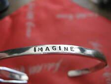 GK Georgianna Koulianos IMAGINE Sterling Silver Cuff Bracelet, Compare at $150!