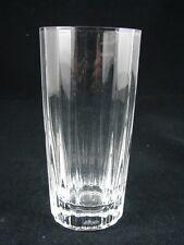 DANSK OVAL FACETTE * Glass Dansk Designs France IHQ Modern