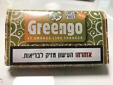 1 PACK 30G ORIGINAL GREENGO MIXTURE HERBAL SMOKING 100% TOBACCO NICOTINE FREE