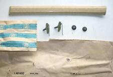 NOS 1973-76 PONTIAC CATALINA GRANDVILLE BONNEV FRT FENDR WD GRAIN MOLDING 491493