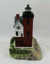 Scaasis Lighthouse Round Island, MI