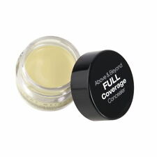 NYX Cosmetics Full Coverage Concealer Jar Yellow Brand New