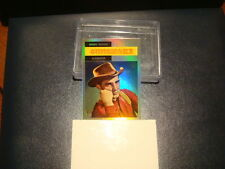 "2013 TOPPS 75TH ANNIVERSARY ""TV WESTERNS"" RAINBOW FOIL PARALLEL CARD #19"