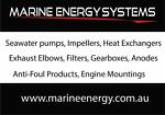 Marine Energy Systems