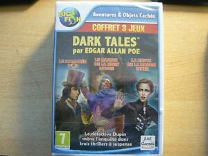 Pack Dark Tales  PC - Just For Games NEUF