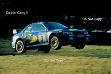 Colin McRae Subaru Impreza WRC 97 Winner Rally GB 1997 Photograph 1